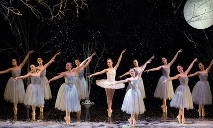 "Evergreen City Ballet - Multiple Locations: One Ticket to Evergreen City Ballet's ""The Nutcracker."" Eight Showtimes Available."