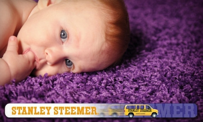 51% Off Carpet Cleaning From Stanley Steemer