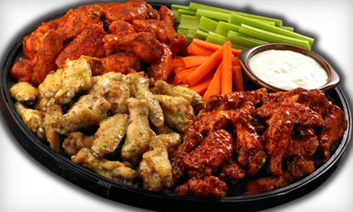 BoomerJack Wings & Grill - Multiple Locations: $7 for $15 Worth of American Fare at BoomerJack Wings & Grill