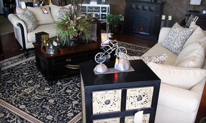 Model Home Furniture - Mason Center: $59 for $200 Toward Home Furnishings at Model Home Furniture in Katy