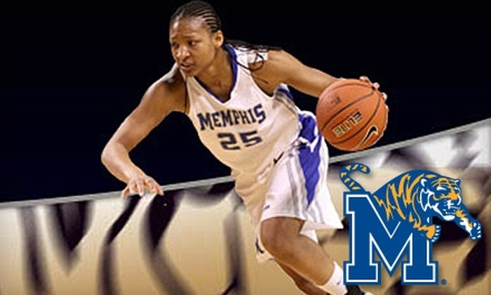 University of Memphis Women's Basketball - University Area Neighborhood Association: $5 for Two General-Admission Adult Tickets to Memphis Tigers Women's Basketball Game on February 24 (Up to $10 Value)