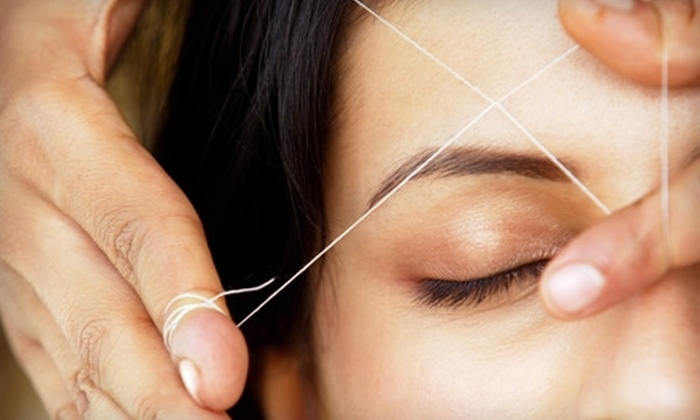 Fashion Boutique - Macon: $7 for Eyebrow Shaping and Threading at Fashion Boutique ($15 Value)