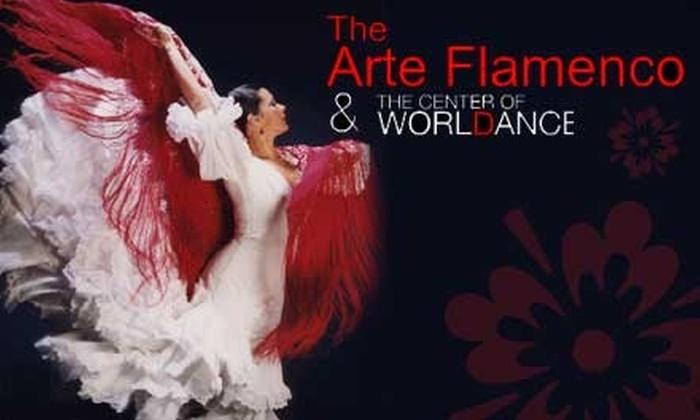 The Arte-Flamenco Dance Theatre - Alhambra: $24 for Four One-Hour Dance Classes at The Arte-Flamenco Dance Theatre ($48 Value)