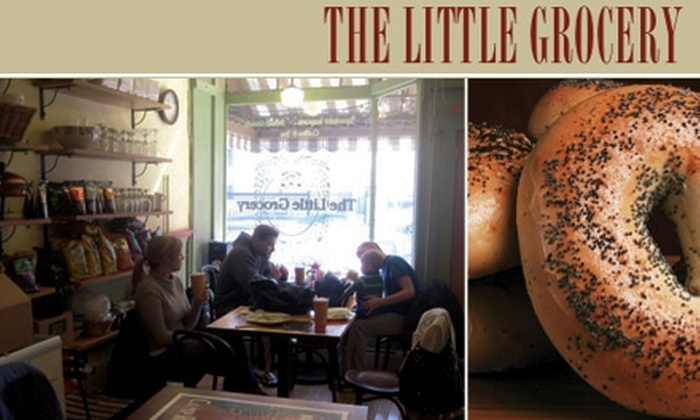 The Little Grocery - Hoboken: $5 for $10 Worth of Café Fare and More at The Little Grocery
