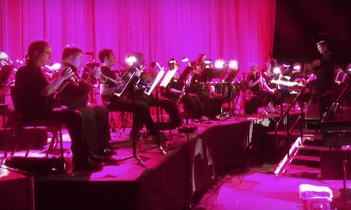 """Let's Fall in Love! Valentine's Pops Concert"" - Tuscaloosa: Outing for Two to Tuscaloosa Symphony Orchestra's Valentine's Concert (Up to 58% Off). Three Options Available."