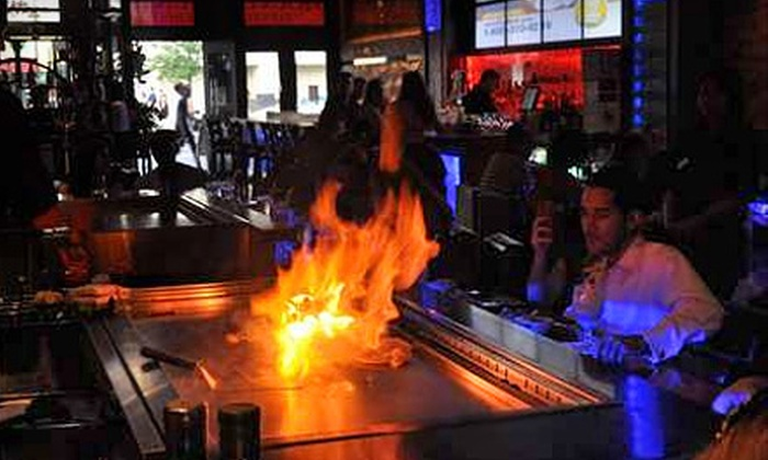 Impulse Hibachi & Bar Lounge - Westchester County: $15 for $30 Worth of Hibachi and Drinks at Impulse Hibachi & Bar Lounge in White Plains