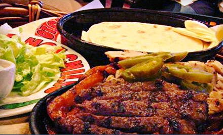 Dinner for 2 - Don Julio Mexican Bar & Grill in Greenville