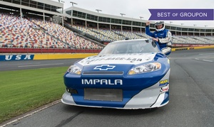NASCAR Racing Experience: Three-Lap Ride-Along or Three-Hour Driving Experience from NASCAR Racing Experience (Up to 51% Off)