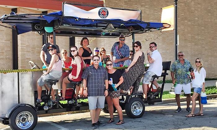 Houston Bike Bar Houston Tx Groupon