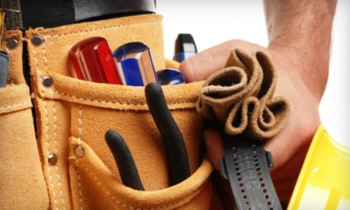 Celebrity Homes - Albuquerque: $65 for Two Hours of Certified Handyman Services from Celebrity Homes ($130 value)