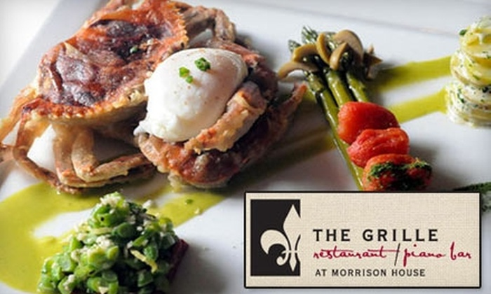 The Grille at Morrison House - Old Town: $32 for a Five-Course Chef's Tasting Menu at The Grille at Morrison House in Alexandria