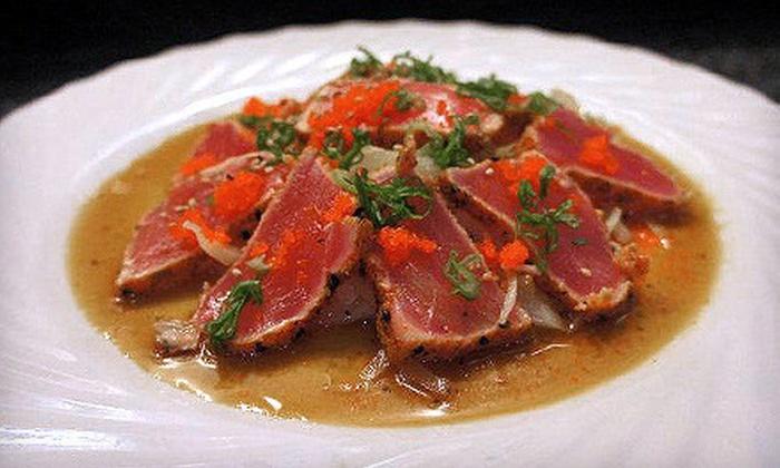Kappa Japanese Restaurant - Southeast Pensacola: $20 for $40 Worth of Hibachi or Japanese Fare at Kappa Japanese Restaurant