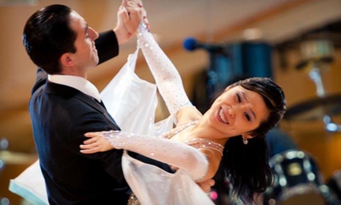 Premier Ballroom Studio - Fremont: $25 for Five Social Ballroom Dance Classes at Premier Ballroom Studio in Fremont (Up to $55 Value)