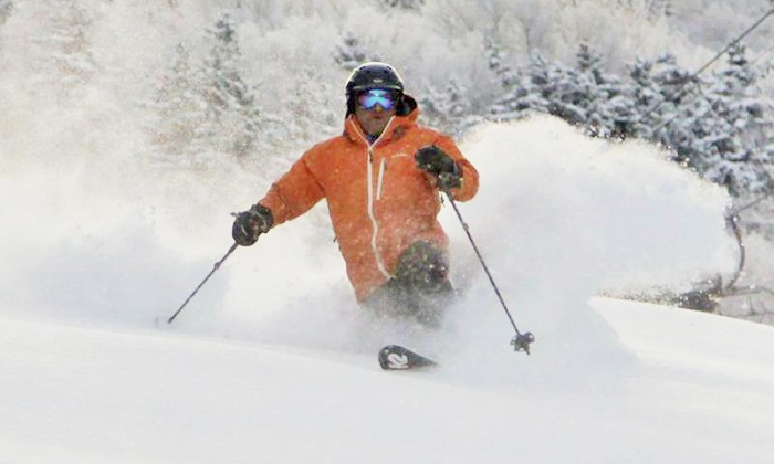 Magic Mountain Ski Resort - Londonderry: Lift Ticket or Tubing at Magic Mountain Ski Resort (Up to 51% Off). Five Options Available.