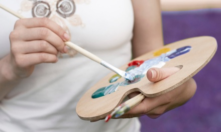 BYOB Painting Class for One, Two, or Four at Merlot 2 Masterpiece (Up to 47% Off)