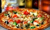 $10 for Pizzeria Fare at Cronies Pizzeria in Fridley