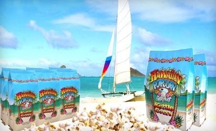 Hawaiian Popcorn - Hawaiian Popcorn in Honolulu