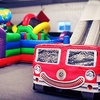 Half Off Playtime at Indoor Bouncing Facility