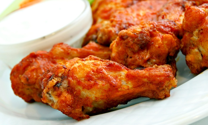 Wild Wing Cafe - Jacksonville: American Food at Wild Wing Cafe Jacksonville (38% Off). Two Options Available.