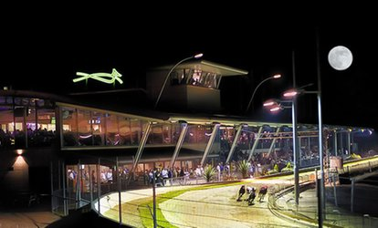 image for Greyhound Racing with Hot Dog and Drink at Yarmouth Stadium (Up to 70% Off)
