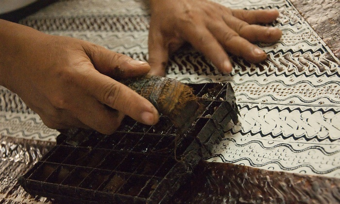 Block-Printing Workshop - New York City: Decorate Fabric and Paper Using Ancient Block-Printing Techniques