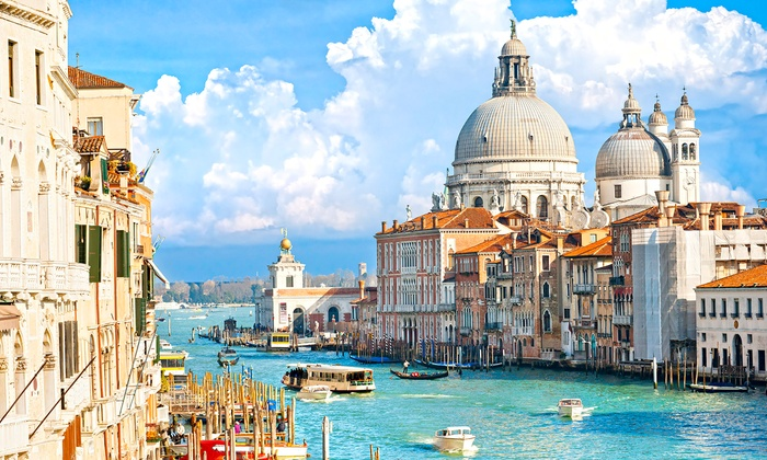 9 Day Venice Florence Rome Vacation With Air From Great