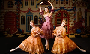 """Nutcracker"" : Salt Creek Ballet Presents ""The Nutcracker"" Featuring Chicago West Chamber Orchestra on Saturday, November 28 (Up to 43% Off)"