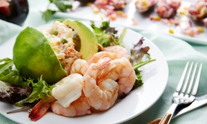 Sazon Dominicano: Caribbean and Latin American Cuisine at Sazon Dominicano (Up to 52% Off). Two Options Available.