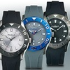 Montreaux Calloway Stainless Steel Men's Watches