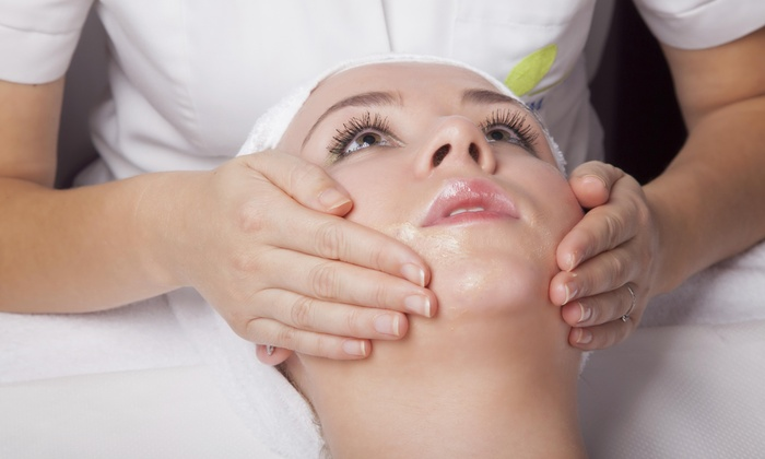 Bright Spa Salon - Midtown Center: Four-Layer Custom Chemical Peel from Bright Cosmetology (55% Off)