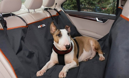 Hammock Car Seat Cover For Pets Groupon Goods