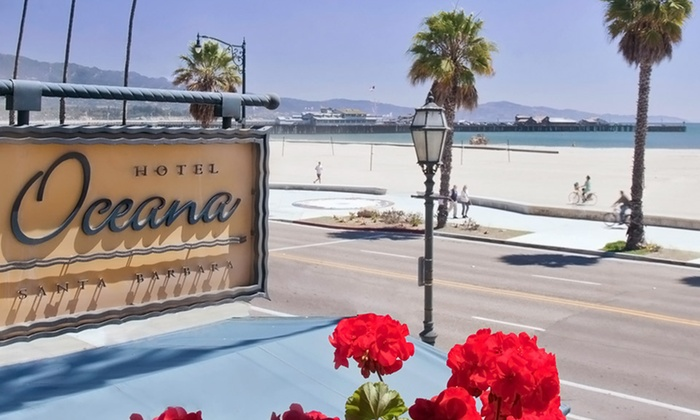 Hotel Oceana Santa Barbara - Santa Barbara, CA: Stay at Hotel Oceana Santa Barbara in Santa Barbara, CA; Dates Available into June