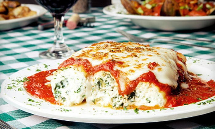 Goodfella's Old World Brick Oven Pizza & Pasta - Dongan Hills: Italian Cuisine for Dine-In, Takeout, or Delivery at Goodfella's Old World Brick Oven Pizza & Pasta (Half Off)