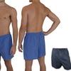 Andrew Scott Men's Woven Boxers (12-Pack)