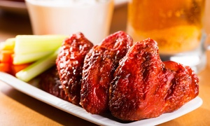 Kuzan's Bar & Grill: 10 Wings  with Purchase of 10 Wings at Kuzan's Bar & Grill