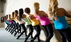 Pure Barre - Greenwich, CT - Pure Barre (Greenwich): Five or 10 Pure Barre Classes or One Month of Unlimited Classes at Pure Barre (Up to 72% Off)