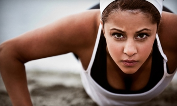 Fitness Bootcamp - North Little Rock: $49 for Five Weeks of Boot-Camp Training at Fitness Bootcamp in North Little Rock