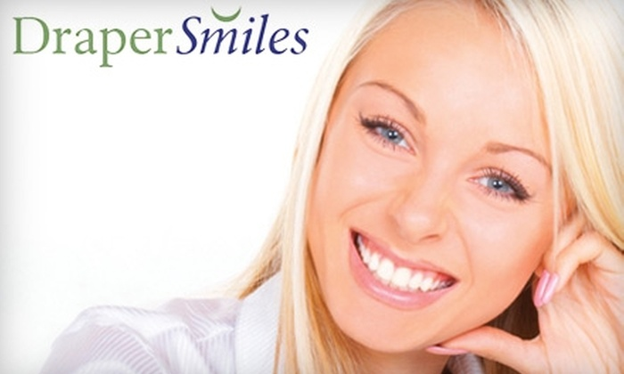 Draper Smiles - Draper: $149 for a Zoom! Teeth Whitening Treatment at Draper Smiles ($420 Value)