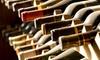 Yorkshire Wines & Spirits, Inc - Upper East Side: $90 for Six Bottles of Wine from Yorkshire Wines & Spirits ($179.94 Value)