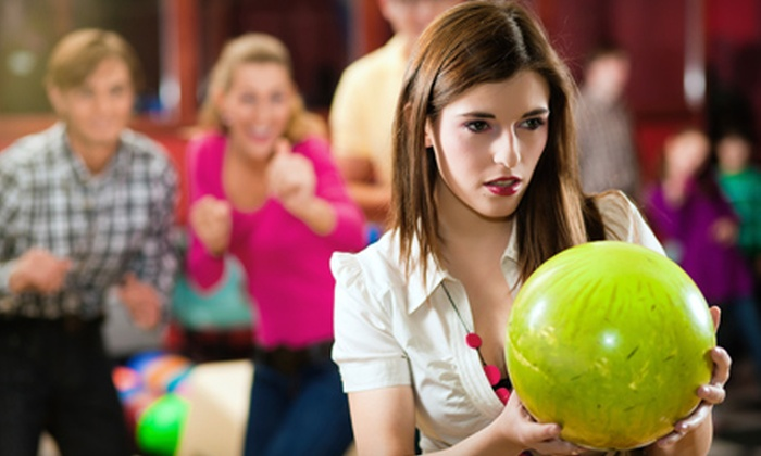 Kingstown Bowl - North Kingstown: $25 for Two-Hour Bowling Outing with Shoe Rental for Up to Four at Kingston Bowl (Up to $55 Value)