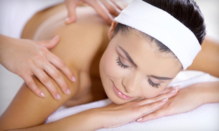 AquaVie Day Spa - Millcreek: $185 for Vie Collection Full-Body Peel with Eye, Lip, and Scalp Treatments at AquaVie Day Spa ($404.50 Value)