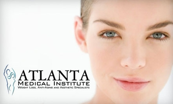 Atlanta Medical Institute - Buckhead Forest: $159 for Laser Vein-Removal Treatment or One Session of Botox (24 Units) with Jack L. Cheng, MD, PhD (Up to $600 Value)