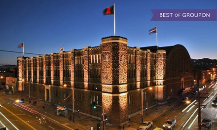 $30 for Armory Tour for Two at SF Armory (Up to $50 Value)