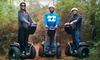 SegCity Houston - Houston/Galveston: 90-Minute Off-Road Segway Tour for One, Two, or Four from SegCity Houston in Tomball (Up to 57% Off)