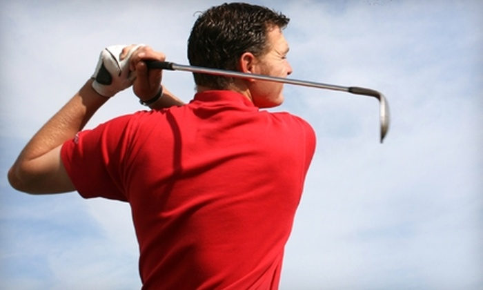 SwingFit - Tulsa: $125 for a Golf Physical Assessment and Coaching Session from SwingFit at Tulsa Spine and Rehab ($325 Value)