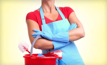 One 2-Hour House-Cleaning Session (a $110 value) - Laughing Rainbow Cleaning Services in