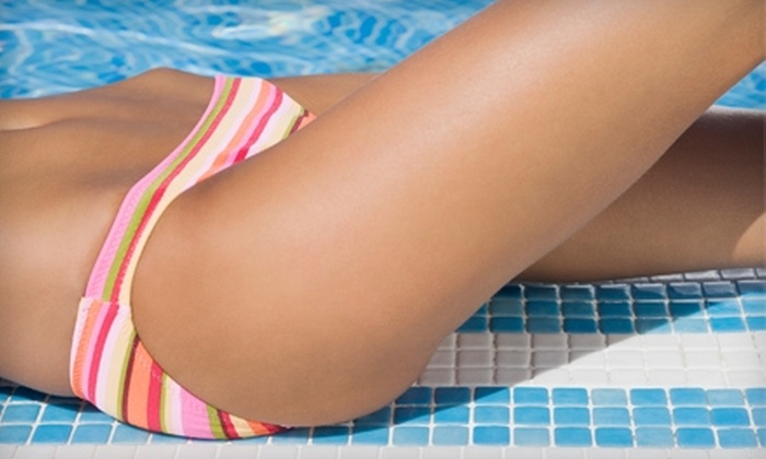 Atlantis Day Spa - Delta: $99 for Three Laser Hair-Removal Treatments at Atlantis Day Spa in Delta (Up to $420 Value)