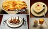 India Bistro - Louisville: $15 for $30 Worth of Upscale Indian Fare and Drinks at India Bistro in Louisville