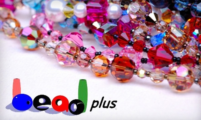 BeadPlus - Albert Park: Half Off One Jewellery-making Class from BeadPlus (Up to $50 Value). Choose From Three Classes.