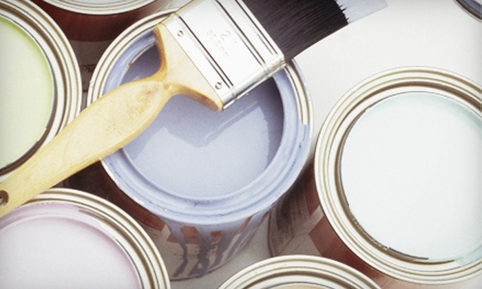 1st Coast Painting & More - New Town: $79 for Up to Two Coats of Interior Painting for One Room Up to 12'x12'x8' from 1st Coast Painting & More ($250 Value)
